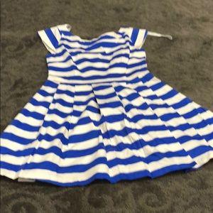 Mink pink sailer dress